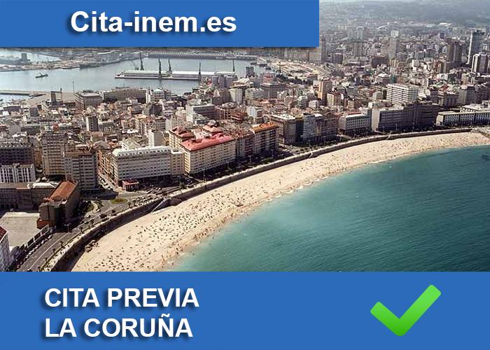 Cita Inem La Coruña
