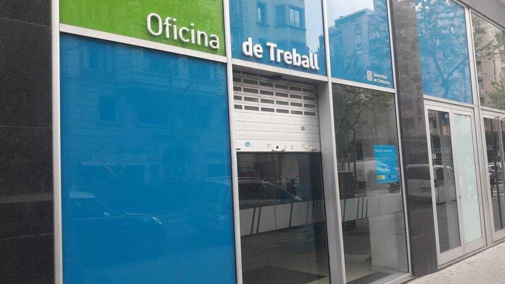 Oficinas Servei D'Ocupaciò de Catalunya